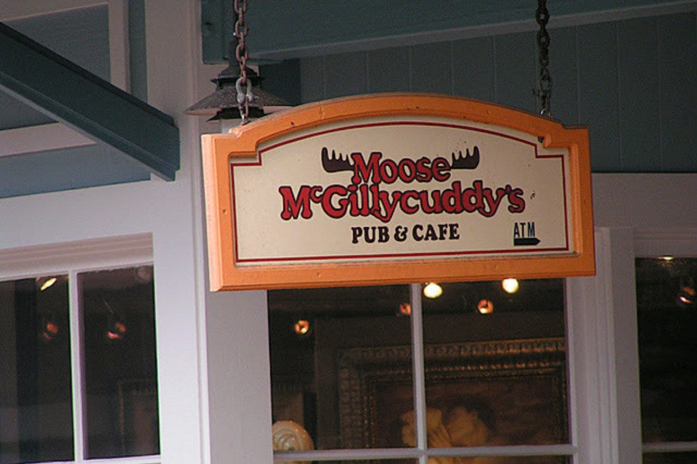 Moose McGillycuddy's