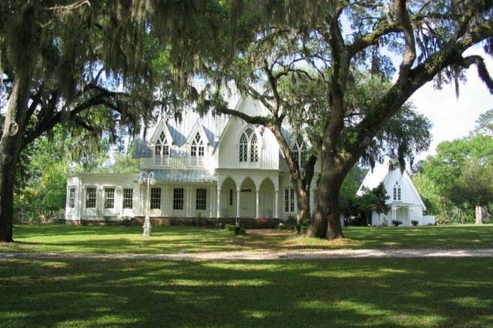 Plantation House Hotels Georgia
