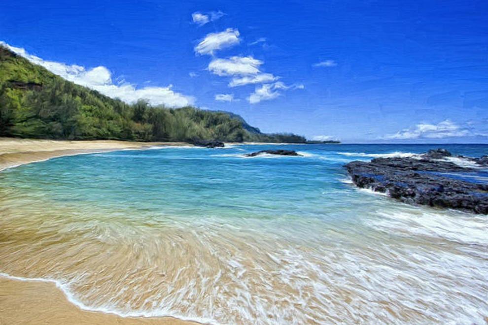 Kauai Wallpapers 54 Images: Related Keywords & Suggestions For Kauai Beaches