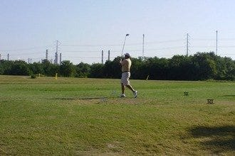 Golf Courses in Houston