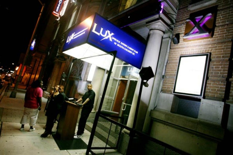 Blue Lounge In Baltimore 44