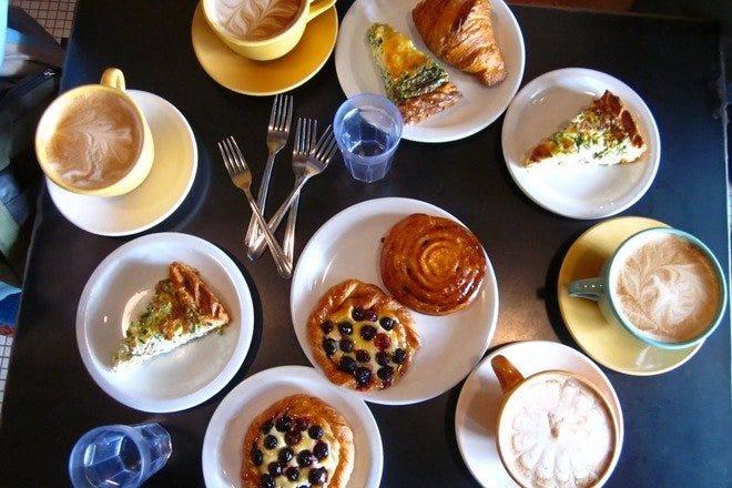 Cafés in Seattle