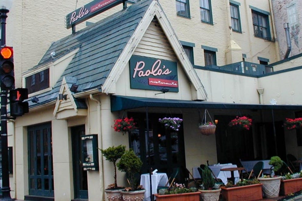 Paolo S Washington Restaurants Review 10best Experts