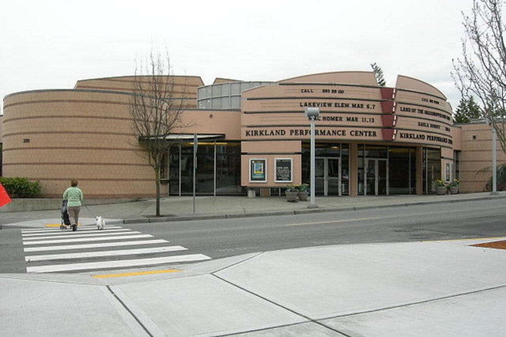 Kirkland Performance Center