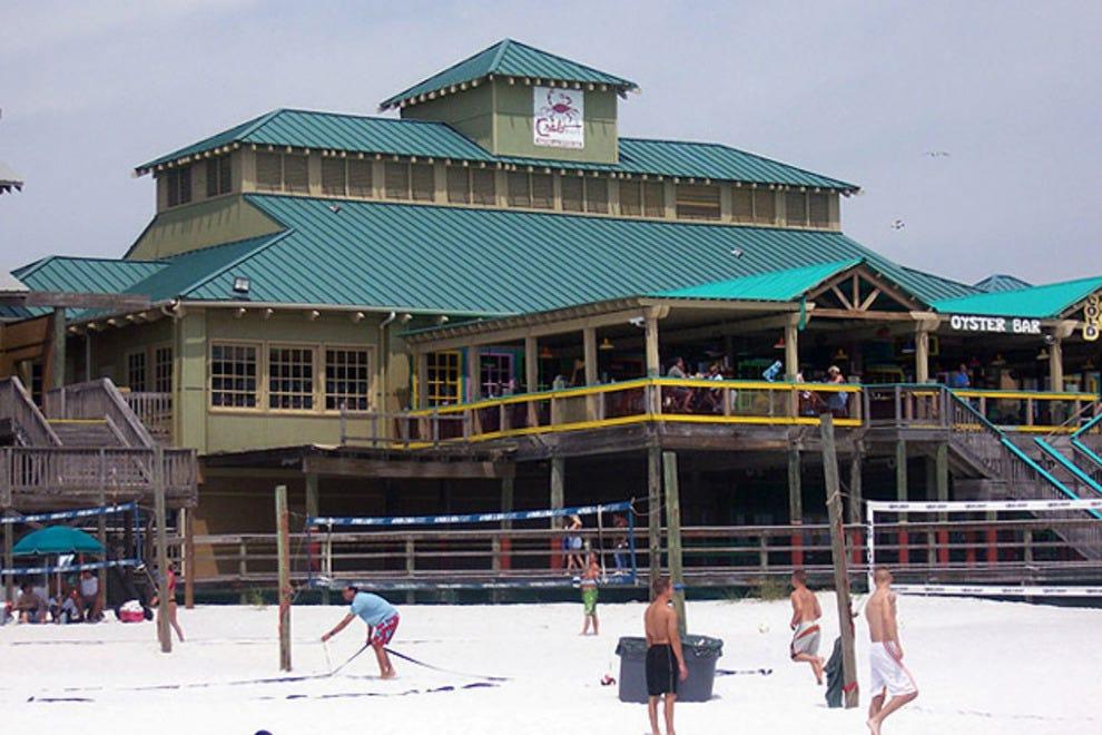 Okaloosa Island Boardwalk Restaurants