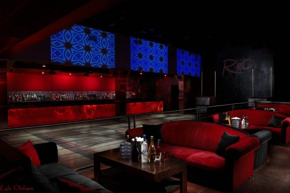 Orange County Cocktail Lounges: 10Best Lounge Reviews