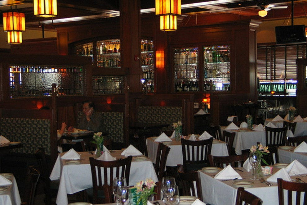 Mccormick schmick 39 s seafood chicago chicago for Fish restaurant chicago
