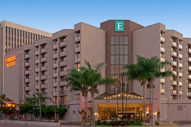 Embassy Suites Los Angeles Intl Airport North