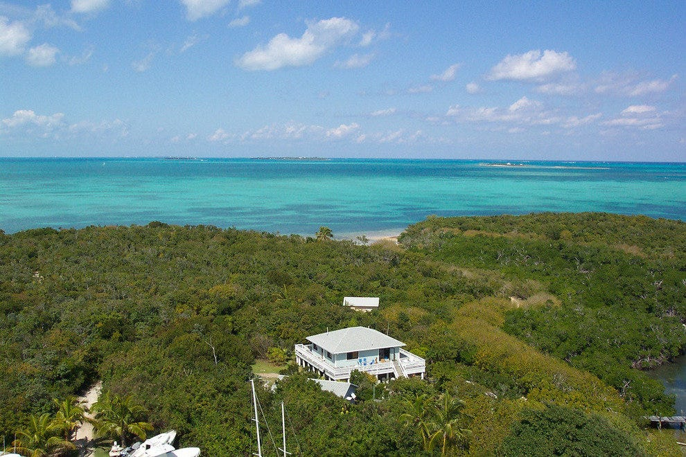 Hopetown, Abacos Loaded with Quirky Charm, History