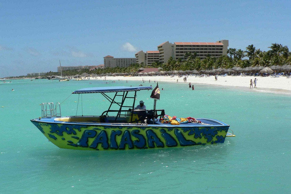 Choose Aruba for Watersports, All-Inclusive Resorts