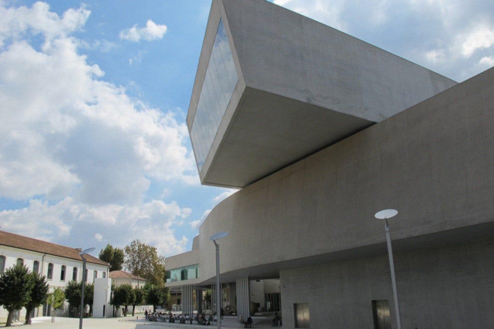 纳齐纳尔艺术博物馆(Maxxi)