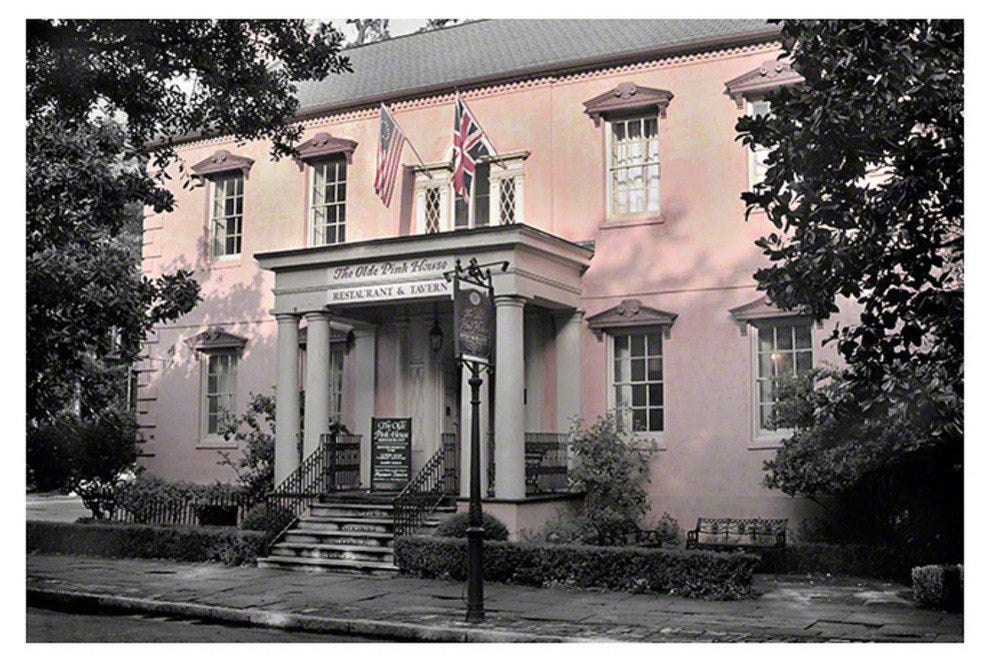 Olde Pink House