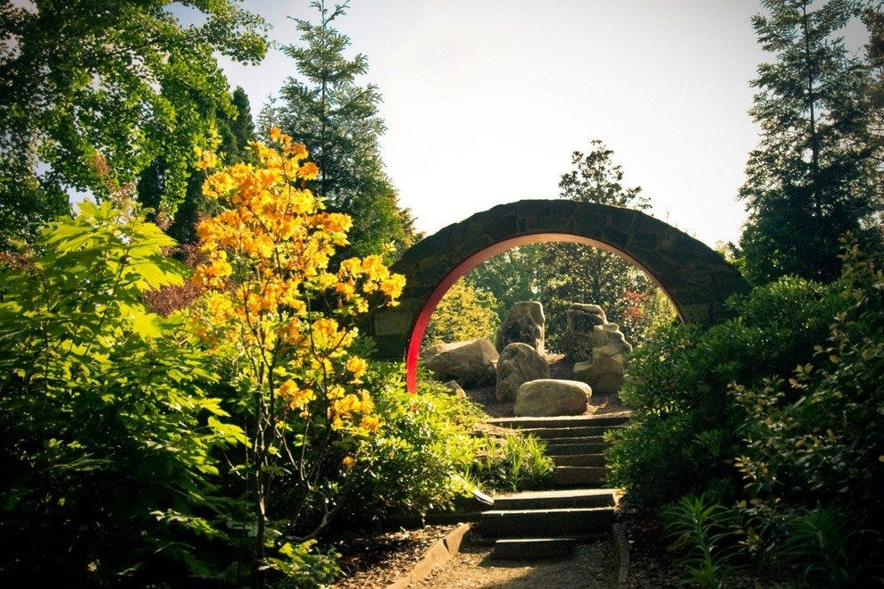 Unc Charlotte Botanical Gardens Charlotte Attractions Review 10best Experts And Tourist Reviews