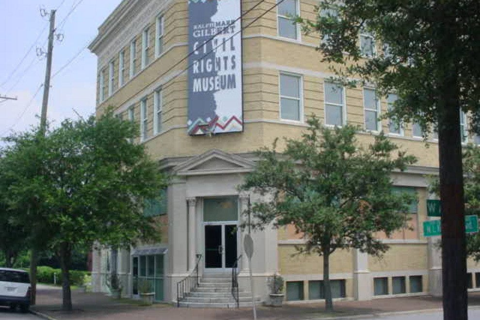 Ralph Mark Gilbert Civil Rights Museum