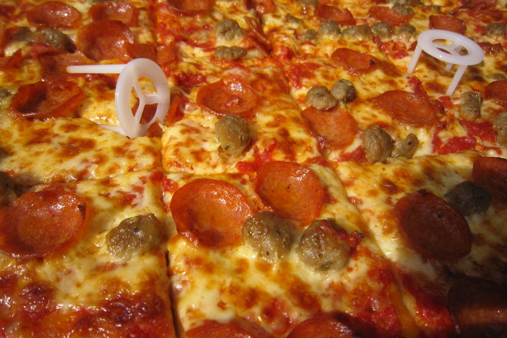 California Pizza Kitchen Delivery San Diego