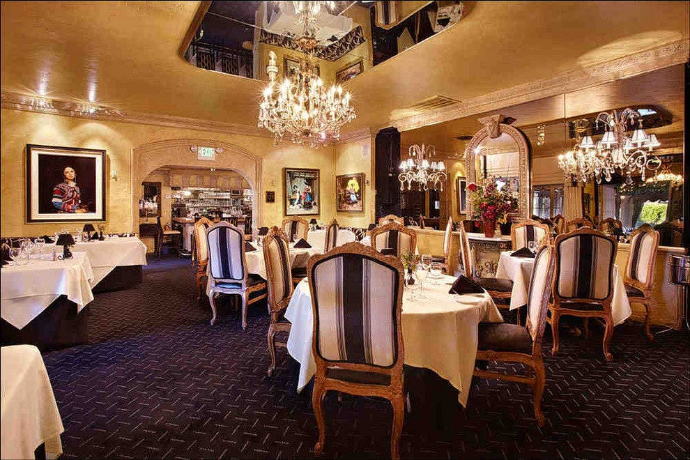 Palm Springs Fine Dining Restaurants 10Best Restaurant