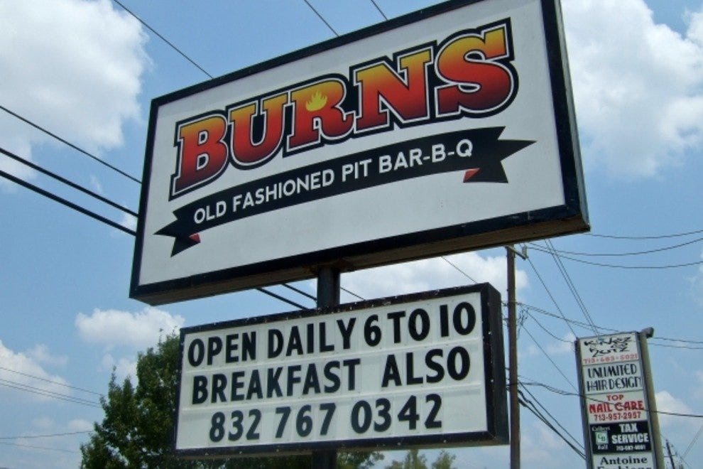 Burns Bar BQ