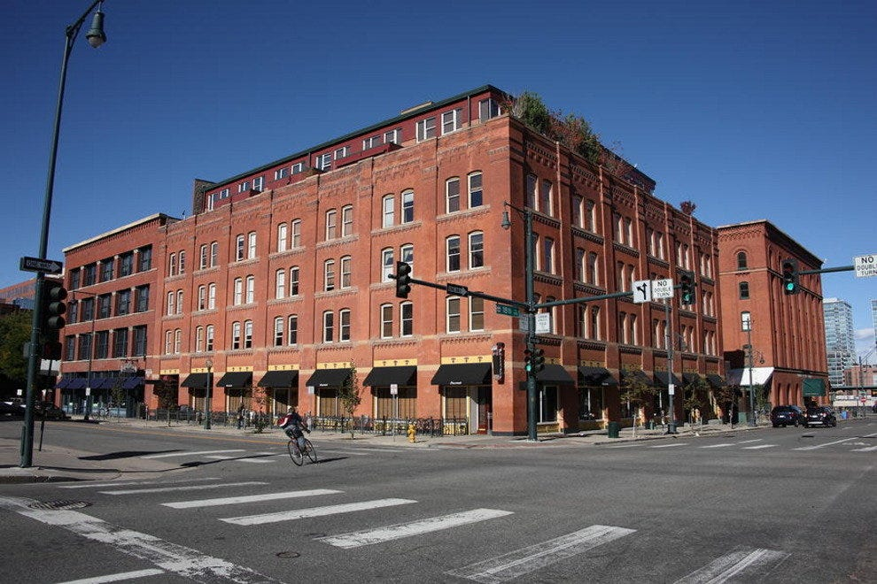 LoDo District Walking Tours