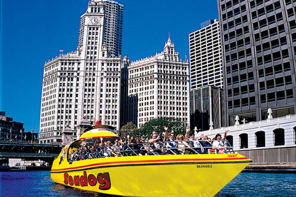 Seadog Cruises – Lake Tours