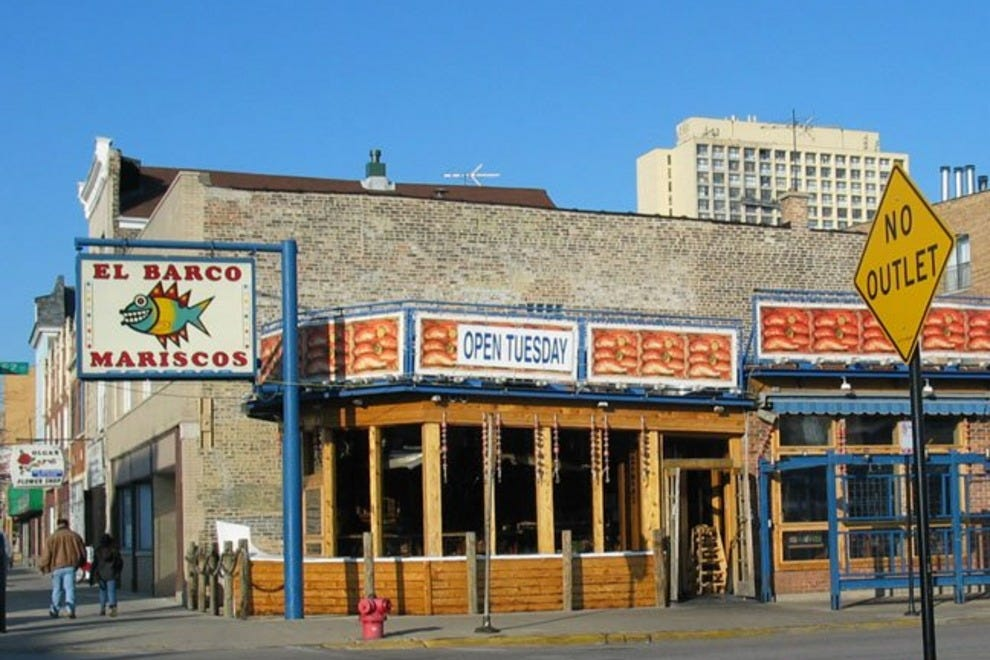 El Barco Restaurant Ashland Chicago