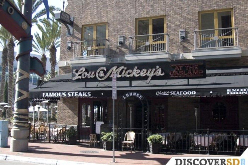San Diego Gaslamp Restaurants Steak