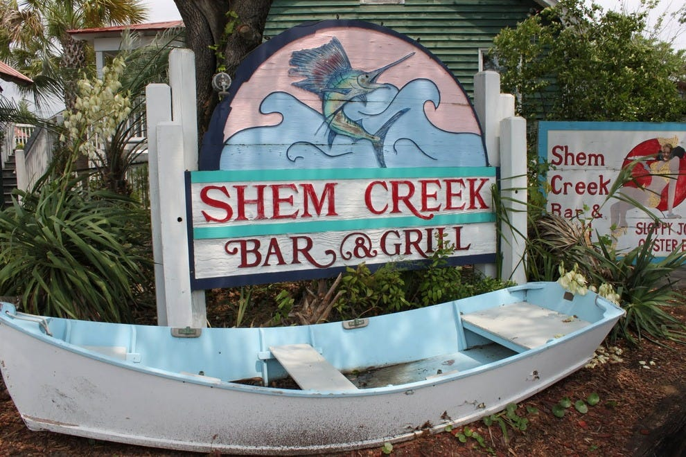 Shem Creek Bar and Grill