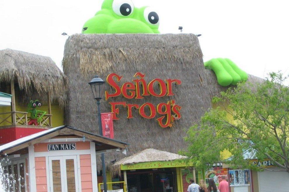 Senor Frogs Myrtle Beach Nightlife