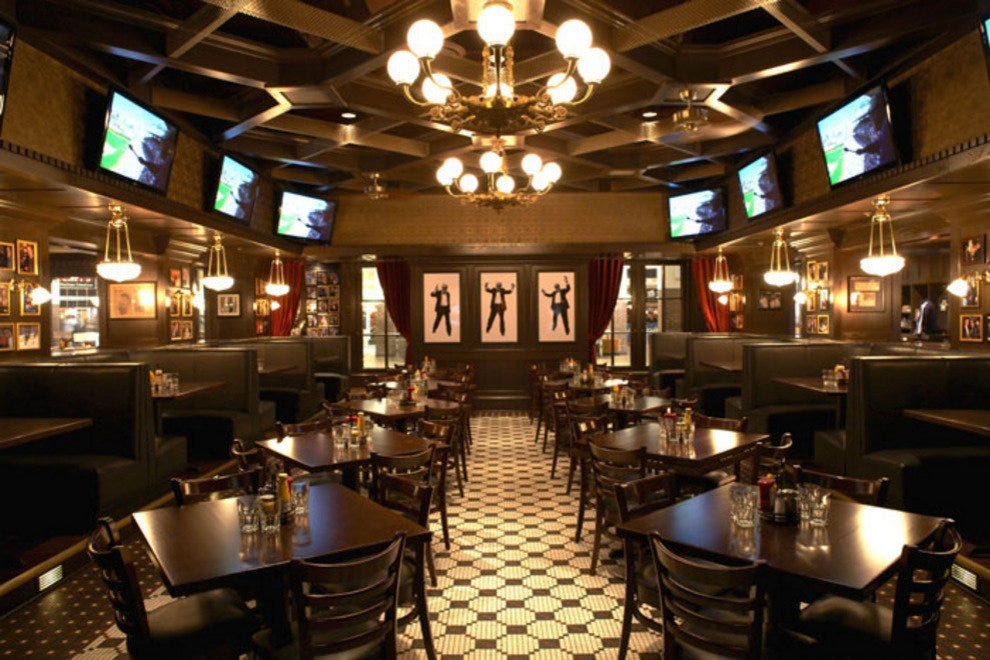 Harry Caray Italian Restaurant Chicago