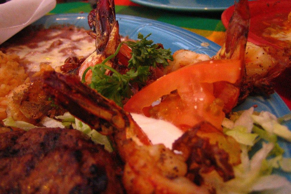 La Jolla Mexican Food Restaurants