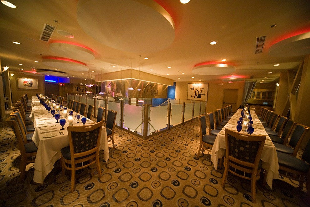 osetra the fishhouse san diego restaurants review