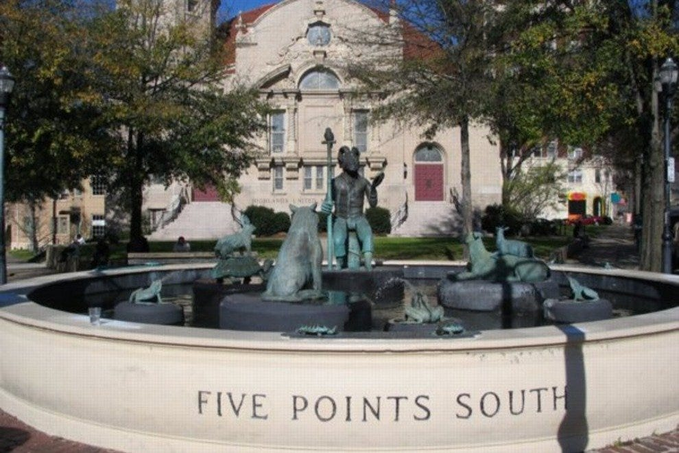 Five Points South Historic District