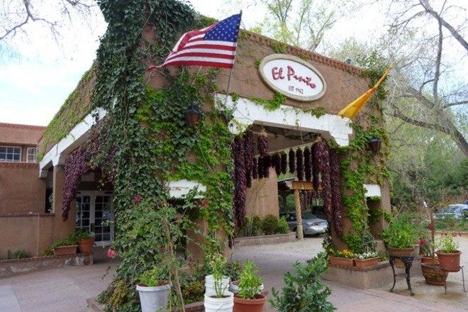Restaurants near Balloon Fiesta