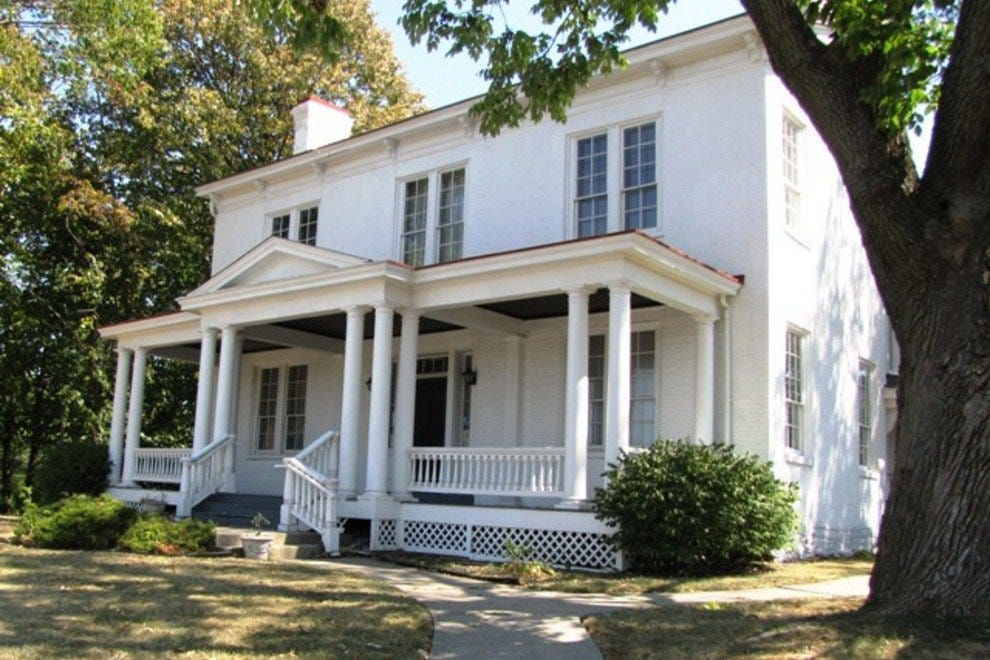 Harriett Beecher Stowe House