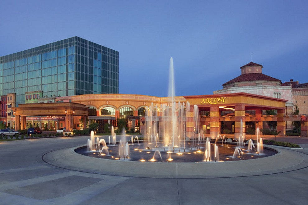 argosy casino kansas city events