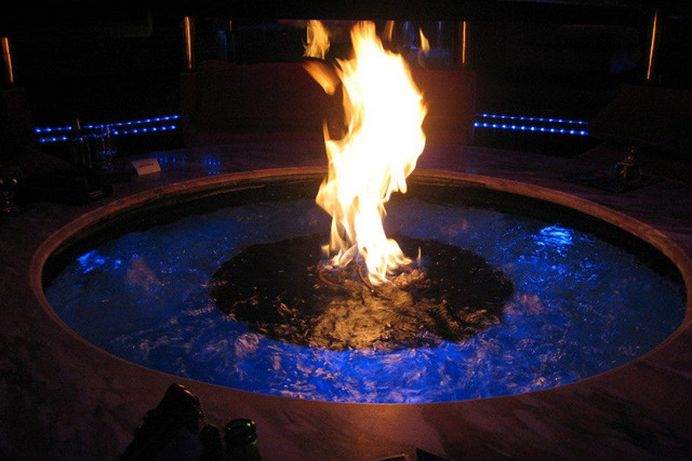 Fireside Lounge at the Peppermill