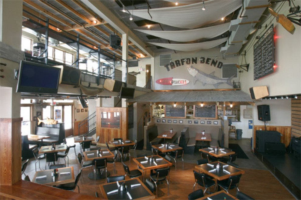 Tarpon bend fort lauderdale restaurants review 10best for Fish restaurant fort lauderdale