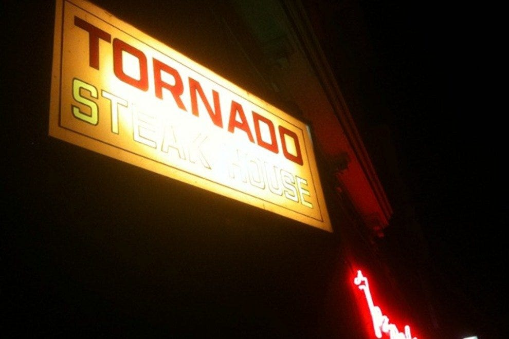 Tornado Club Steak House
