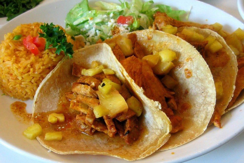 Best Mexican Food Restaurants In Dallas