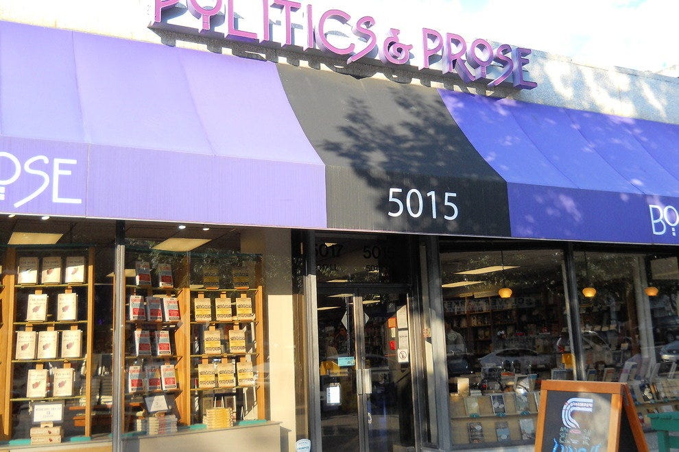 Politics & Prose Bookstore