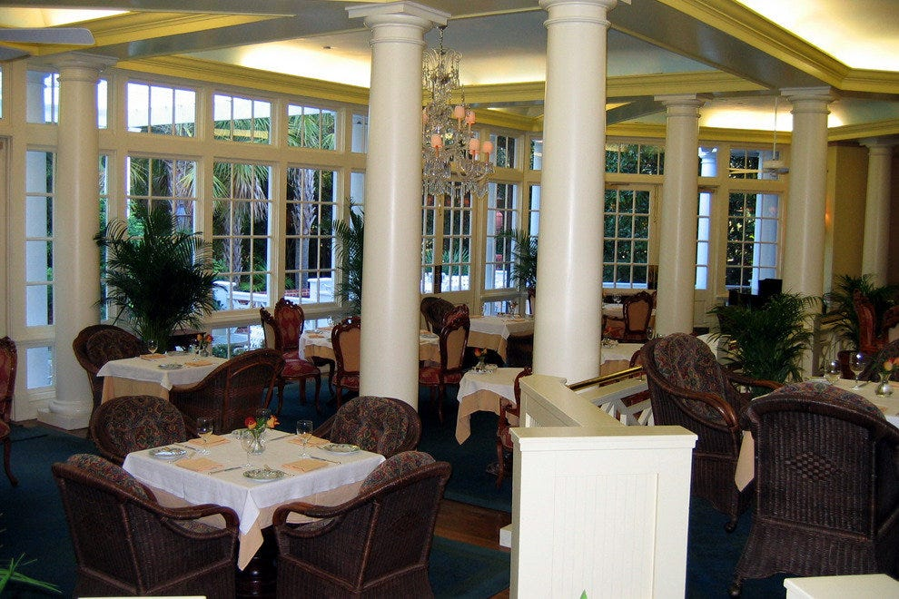 The Dining Room at Woodlands
