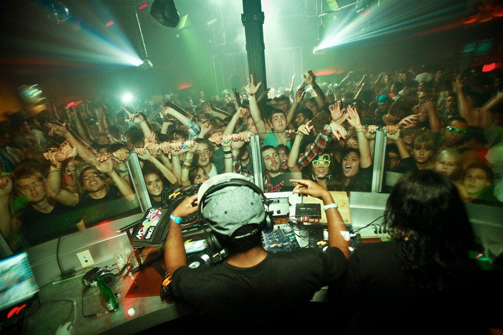 Top Clubs To Spot A Celebrity | TheRichest