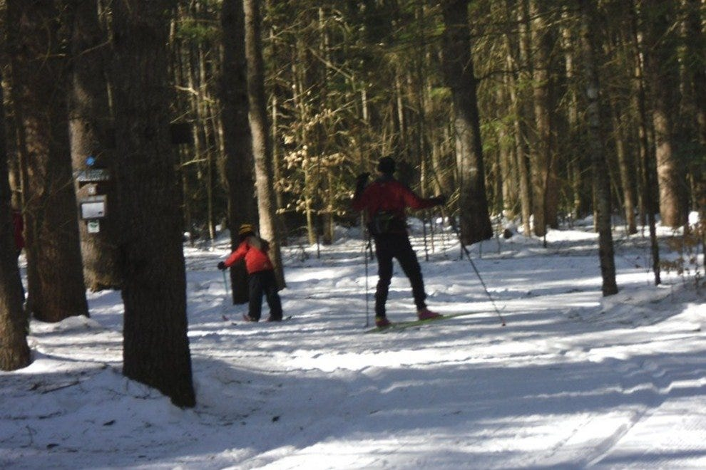 Families will also enjoy the Sunday River Outdoor Center