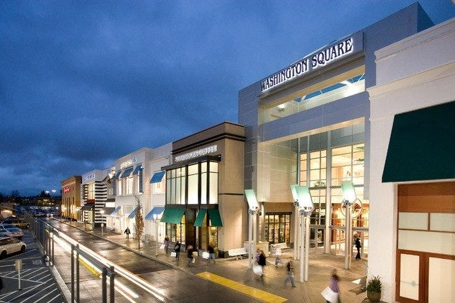 Shopping Malls and Centers in Portland