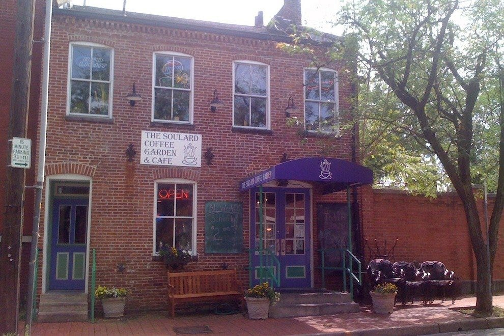 Soulard Coffee Garden