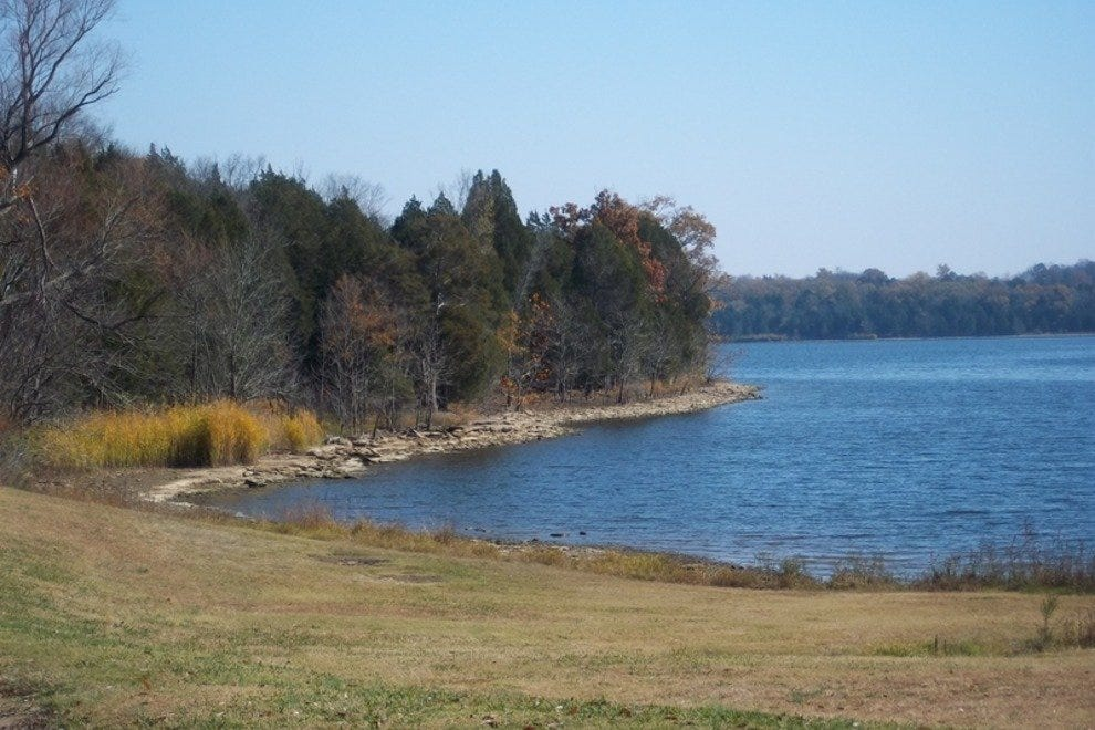 Hamilton Creek Park at Percy Priest Lake