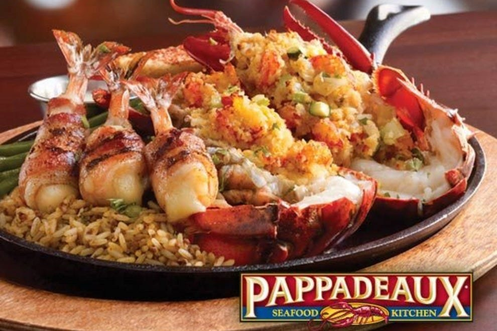 Pappadeaux Seafood Kitchen Austin Restaurants Review