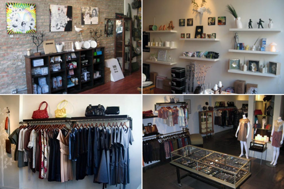 Nice vintage clothing shop along with several others along 18th street makes coffee and a stroll a great way to spend a morning From Kenneth's guidebook Quirky vintage boutique dealing in men's & women's clothing, furniture & shoes in local arts zone.