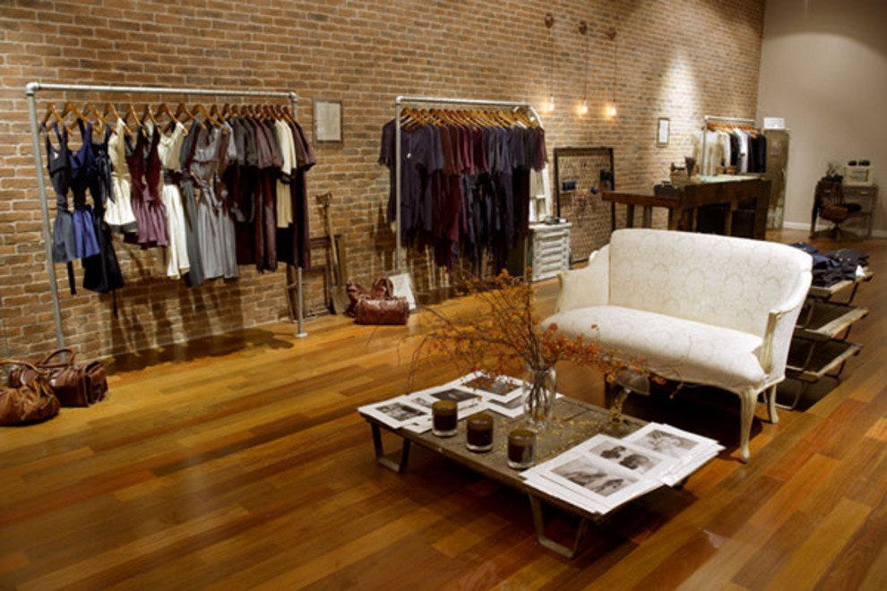 Nevermind clothing store chicago