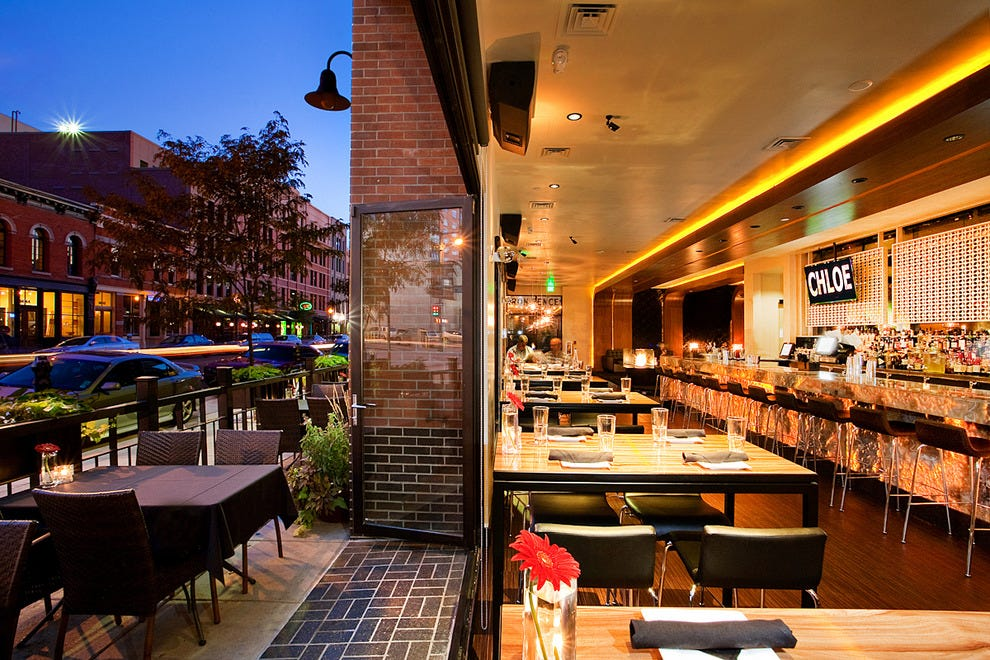 Social lounge and patio bar houston nightlife review for Balcony restaurant and bar