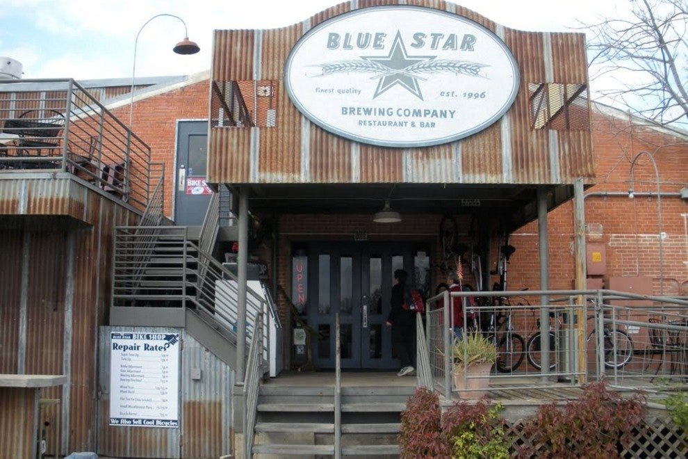 Blue Star Brewing Company Restaurant & Bar